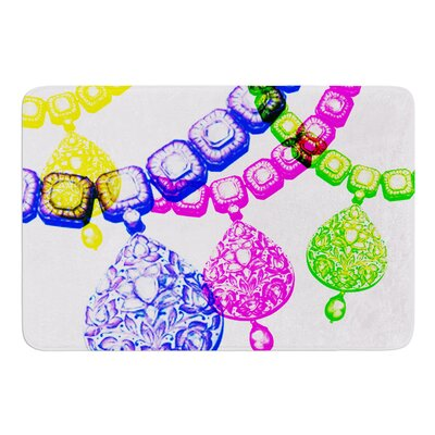Precious by Sreetama Ray Bath Mat