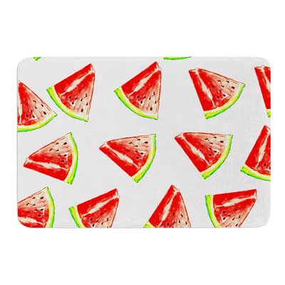 Summer Fun by Sreetama Ray Bath Mat