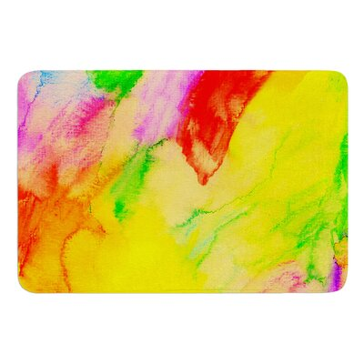 Chemical Lovestory by Sreetama Ray Bath Mat