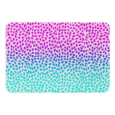 Ombre Arrows by Sreetama Ray Bath Mat EHME4621 33806042