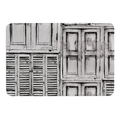 Close the Door by Snap Studio Bath Mat