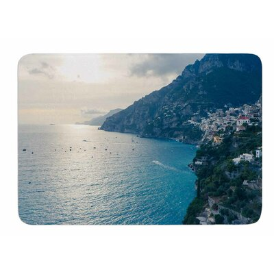 Amalfi Edge by Violet Hudson Bath Mat