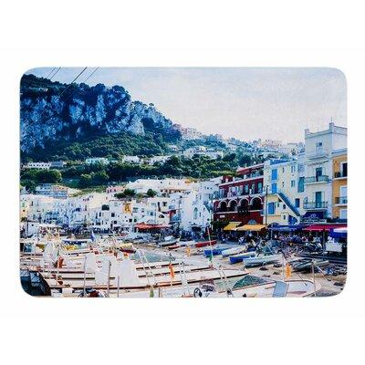 Capri Paradise by Violet Hudson Bath Mat