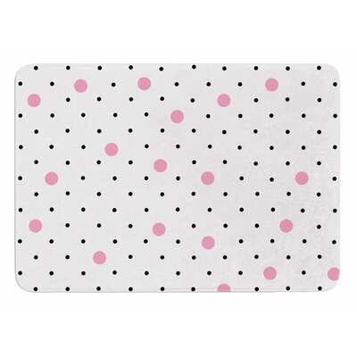 Pin Points Polka Dot by Project M Bath Mat