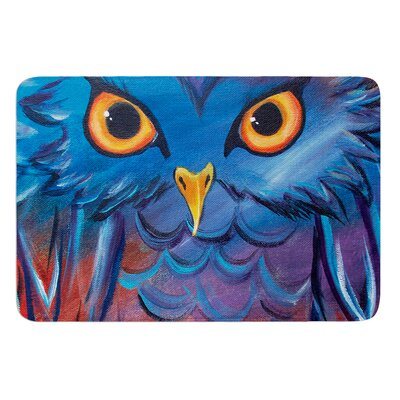 Hoot by Padgett Mason Bath Mat
