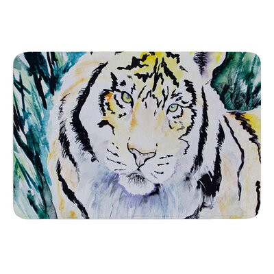 Tiger by Padgett Mason Bath Mat