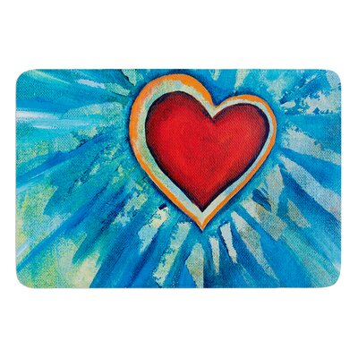 Love Shines On by Padgett Mason Bath Mat