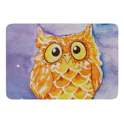 Little Hoot by Padgett Mason Bath Mat