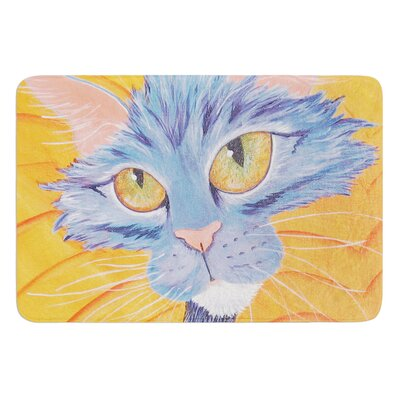 Tell Me More by Padgett Mason Bath Mat