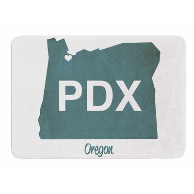 PDX by Juan Paolo Bath Mat