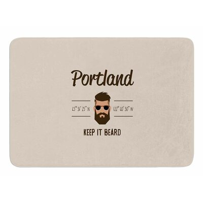 Original Hipster by Juan Paolo Bath Mat