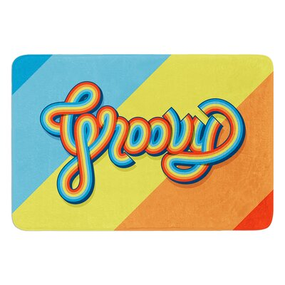 Groovy by Roberlan Bath Mat