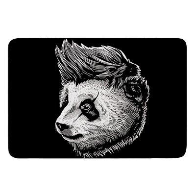 Funky Panda by BarmalisiRTB Bath Mat