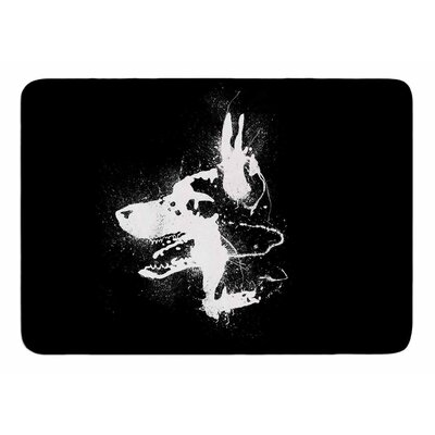 Watchdog by BarmalisiRTB Bath Mat