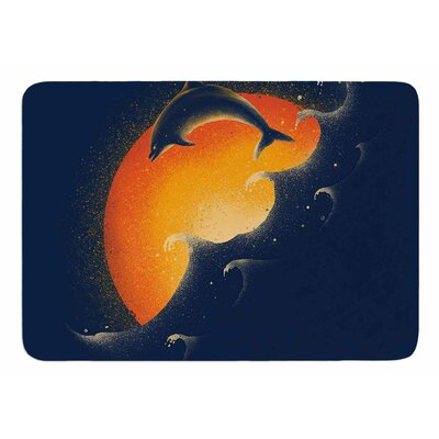 Welcomes Sunrise by BarmalisiRTB Bath Mat