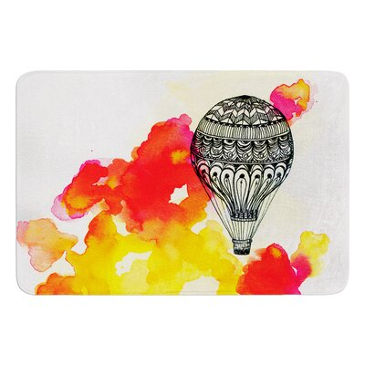 Come Away With Me by Sonal Nathwani Bath Mat