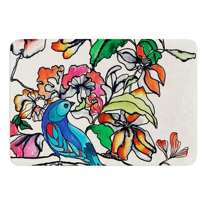 Magic Garden by Sonal Nathwani Bath Mat