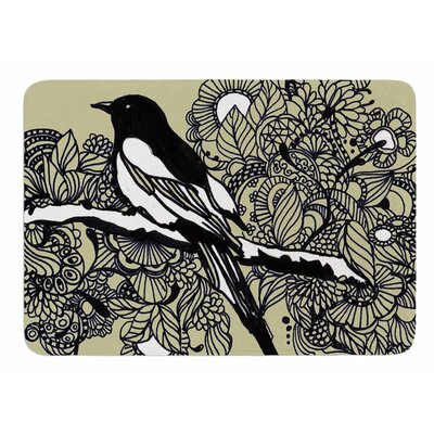 Magpie by Sonal Nathwani Bath Mat