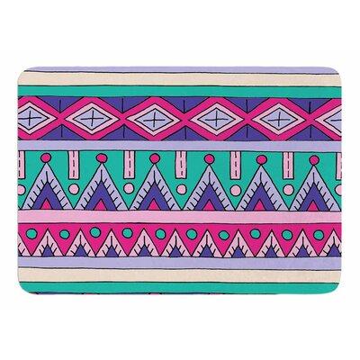 Tribal by Sarah Oelerich Bath Mat