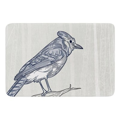 Jay by Sam Posnick Bath Mat