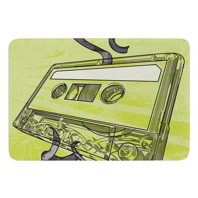 Mixtape by Sam Posnick Bath Mat