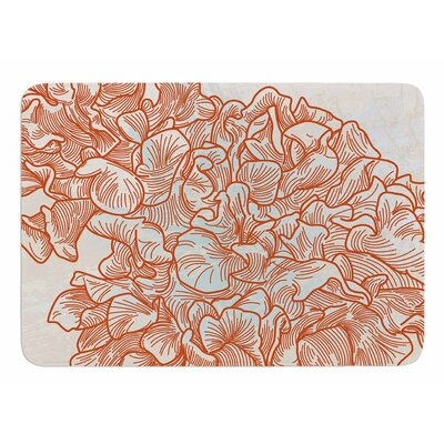Lettuce by Sam Posnick Bath Mat