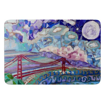 San Fran by Theresa Giolzetti Bath Mat