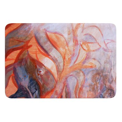 Seaweed by Theresa Giolzetti Bath Mat