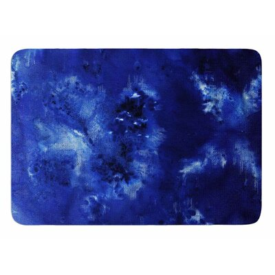 Saltwater Diamond by Nina May Bath Mat