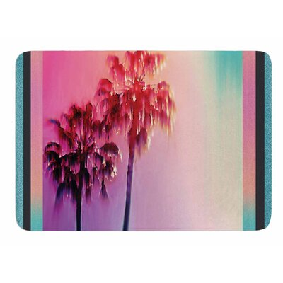 LA Rainbow by Nina May Bath Mat