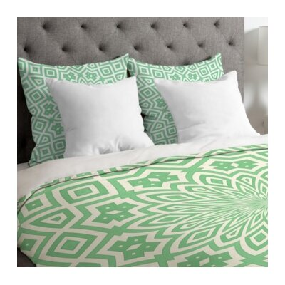 Lisa Argyropoulos Lightweight Duvet Cover Size: Queen