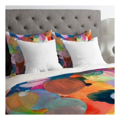 Kent Youngstrom Lightweight Duvet Cover Size: King