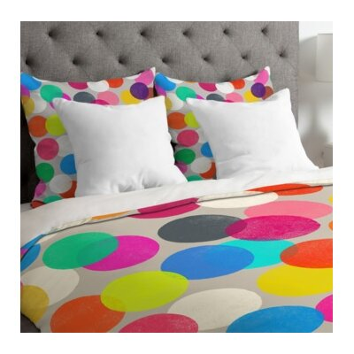 Lightweight Duvet Cover Size: Queen
