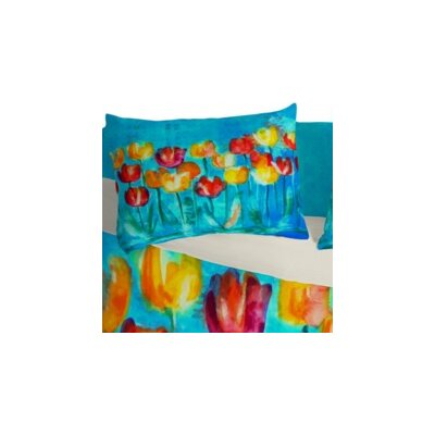 Laura Trevey Pillowcase Size: Standard