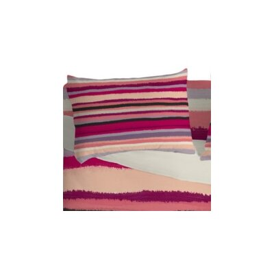 Pillowcase Size: Standard, Color: Pink