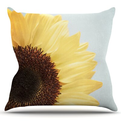 Sunshine by Susannah Tucker Outdoor Throw Pillow