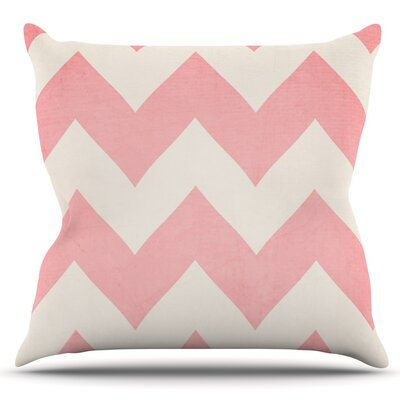 Sweet Kisses by Catherine McDonald Outdoor Throw Pillow