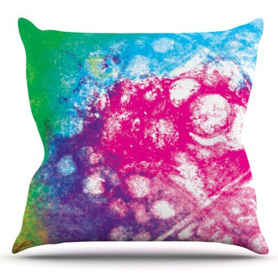 Nastalgia by Mary Bateman Outdoor Throw Pillow