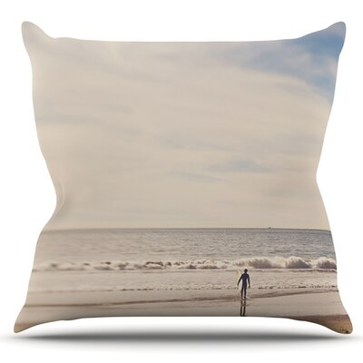 Ritual by Myan Soffia Outdoor Throw Pillow