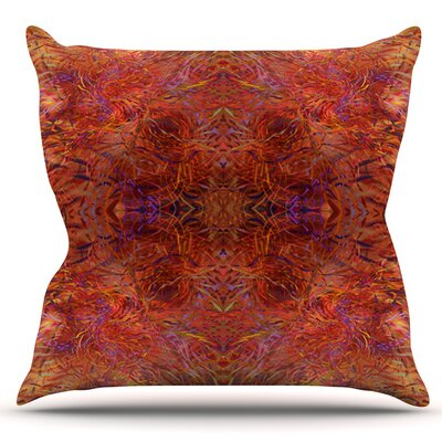 Sedona by Nikposium Outdoor Throw Pillow