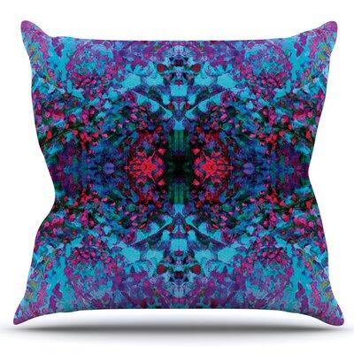 Boysenberry by Nikposium Outdoor Throw Pillow