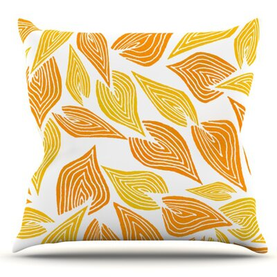 Autumn by Pom Graphic Design Outdoor Throw Pillow