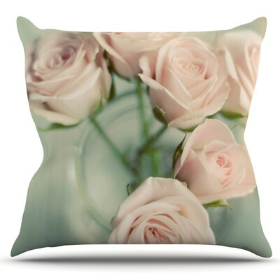 Romance by Cristina Mitchell Outdoor Throw Pillow