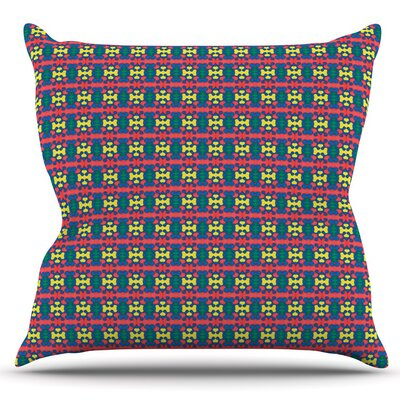Delilah by Empire Ruhl Outdoor Throw Pillow
