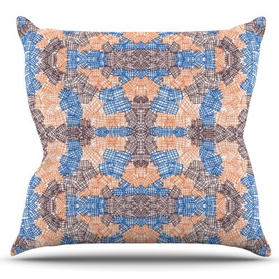 Forest by Empire Ruhl Outdoor Throw Pillow