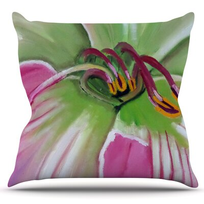 Cathy Rodgers Outdoor Throw Pillow
