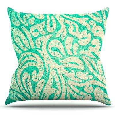 Paisley by Alveron Outdoor Throw Pillow