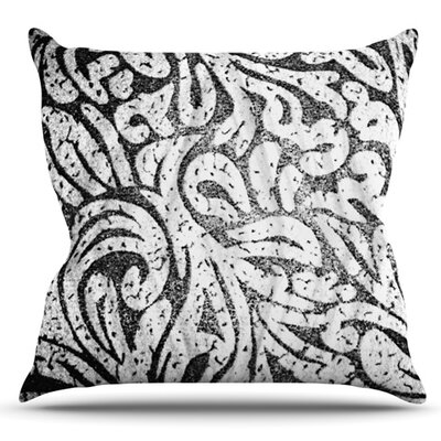 Paisley by Alveron Outdoor Throw Pillow