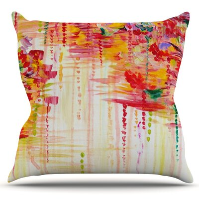 Stormy Moods by Ebi Emporium Outdoor Throw Pillow