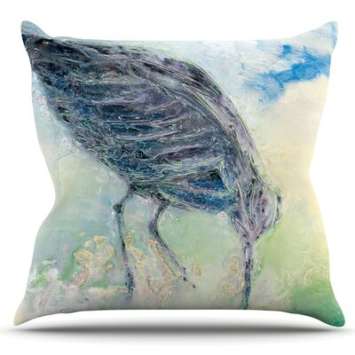 Feast by Josh Serafin Outdoor Throw Pillow